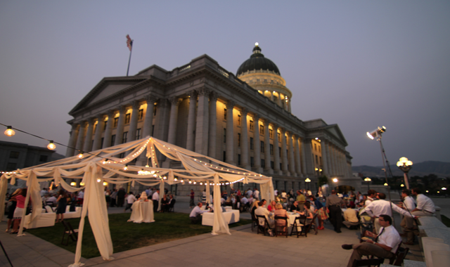 Party Rentals Salt Lake City Utah All Out Tent Amp Event